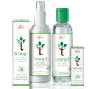 Teangi Tea Tree Oil product range