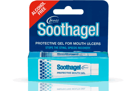 Soothagel product range